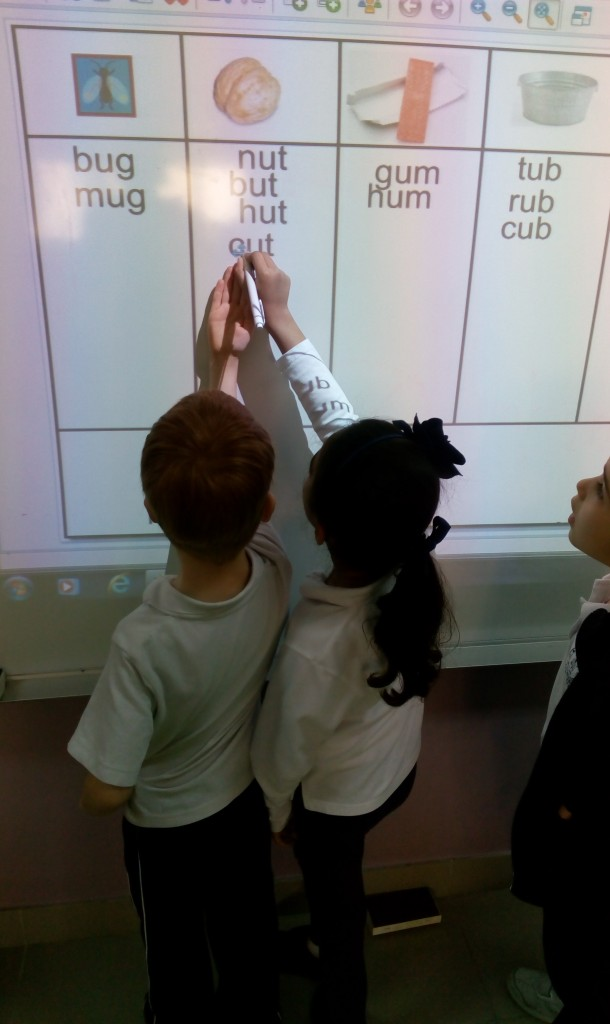 More work with 3-letter words